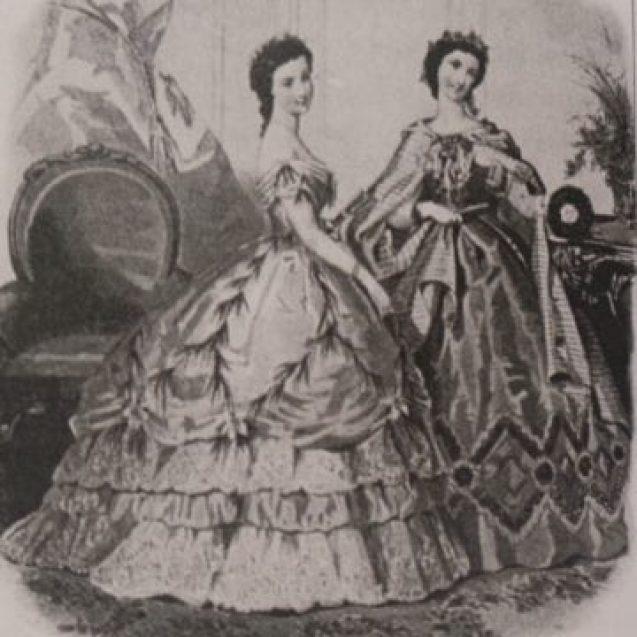 MISTERELE Bistriței: Balurile de altă dată – competiție acerbă între familii, rochii sofisticate și dansuri la modă…!