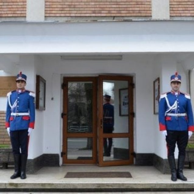 FOTO: 100 de ani de Jandarmerie în Bistriţa-Năsăud