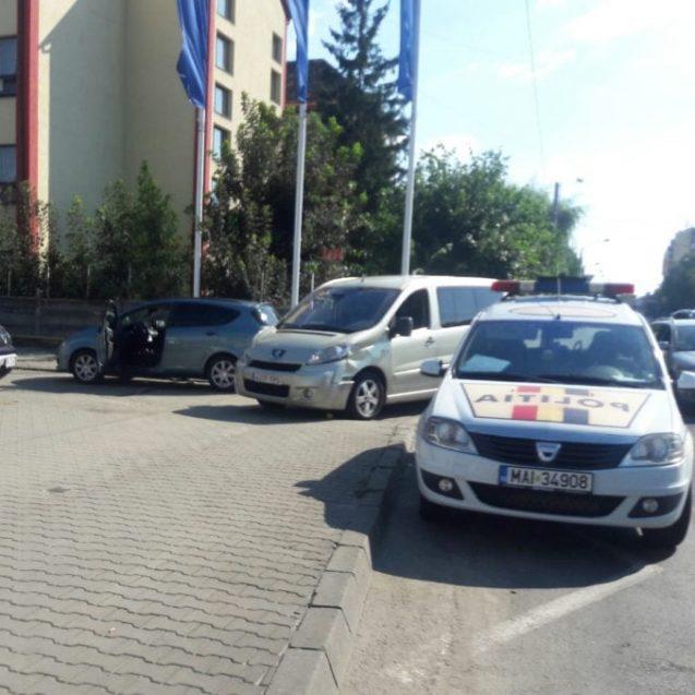 FOTO: Accident…din cauza legilor rutiere spaniole