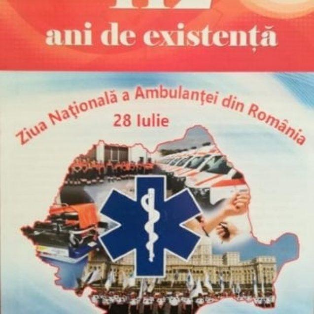 112: La mulți ani! – Serviciul de Ambulanță împlinește 112 ani!