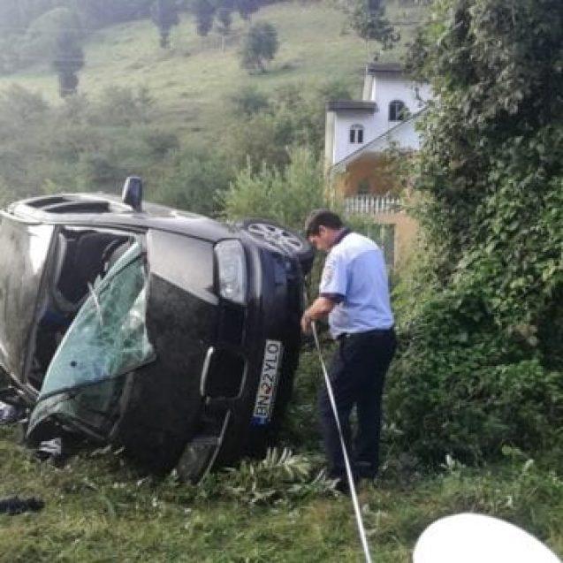 Femeia care a murit în teribilul accident de la Parva se grăbea să își ducă băiatul la autocarul de Spania