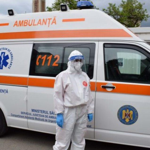 """Mesajul conducerii SAJ BN: """"Ambulanța este pentru urgențe! Nu abuzați de echipajele de intervenție!"""""""