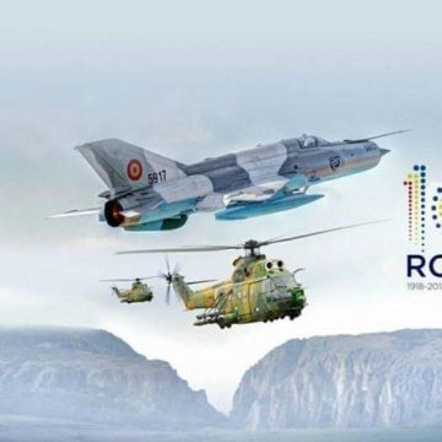 SHOW aviatic, exerciții demonstrative și expoziție de armament la Prundu Bârgăului!