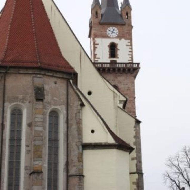 Se închide Biserica Evanghelică din centrul Bistriței!