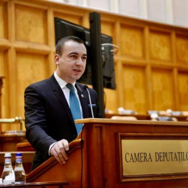 Bogdan Ivan Gruia (deputat PSD BN): Guvernarea nu se face pe Facebook!
