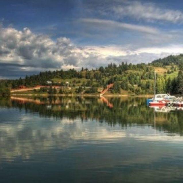 Barajul de la Colibița trebuie reparat! Dar ce se face cu aurul din lac???