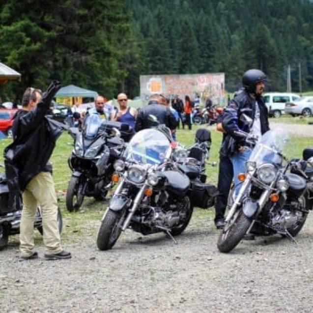Motoarele și rock-ul acaparează Valea Străjii weekendul acesta! VEZI programul evenimentului: