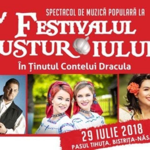 Un preot, două surori gemene și multe alte surprize folclorice duminică, la Festivalul Usturoiului!