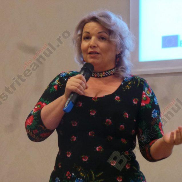 Chef Elena Rus
