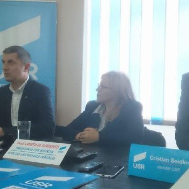 """Cristina Iurișniți nu se mai regăsește pe lista USR-Plus pentru alegerile parlamentare. """"Activitatea mea politică nu se oprește aici"""""""
