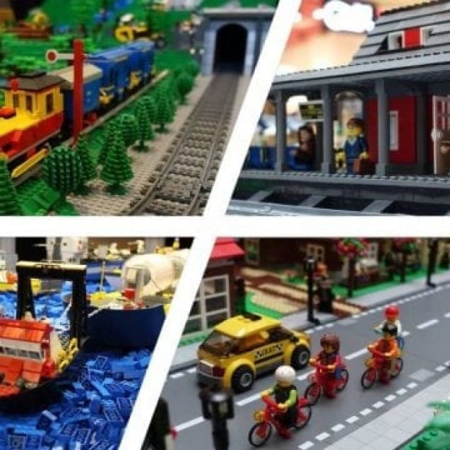 Contele Dracula, printre surprizele expoziției LEGO care se deschide azi, la Muzeul Județean!