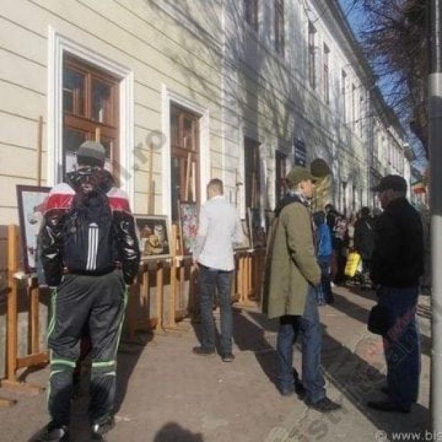 Sute de elevi, așteptați la Bistrița, la Olimpiada Națională de Arte Vizuale, Arhitectură și Istoria Artelor