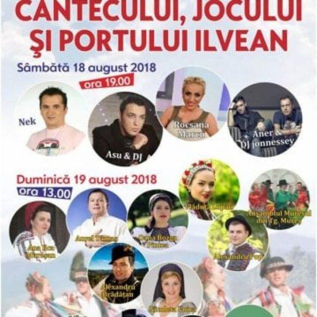 Aurel Tămaș și Vlăduța Lupău cântă la Lunca Ilvei, în acest sfârșit de săptămână!