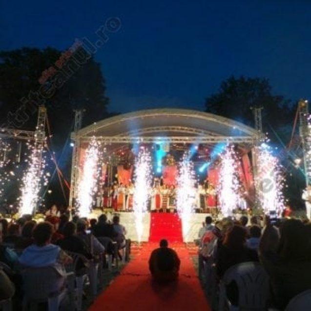 """Festivalul internațional de folclor """"Nunta Zamfirei"""" începe miercuri, la Bistrița"""