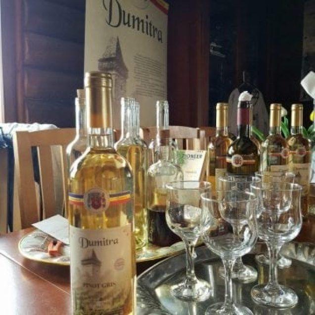 Avem iar Pinot Gris de Dumitra, după zeci de ani! La Crama Harșian!