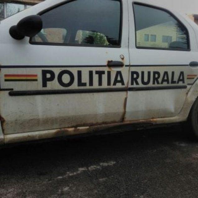 FOTO RABLA la IPJ BN. Polițiștii se tem pentru viața lor, când urcă în mașinile din dotare