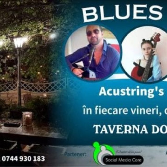 Super finală de Karaoke cu Acustring's Band, vineri seara, la Taverna Dogarilor!