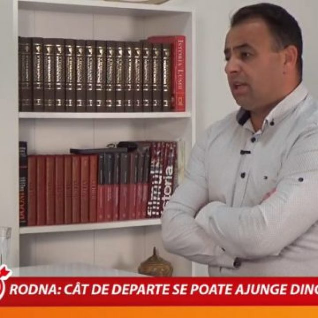 """VIDEO. Se fură lemn din Parcul Național Munții Rodnei? Valentin Grapini, primar Rodna: """"Suntem în legalitate"""""""