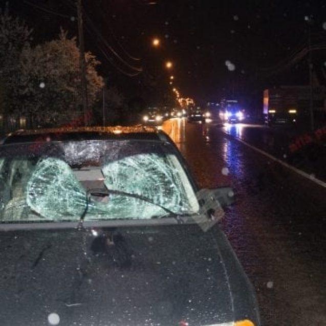 Polițistul băut care a lovit mortal aseară un biciclist, după gratii