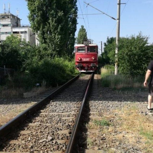 Primăria Bistrița vrea să dea CFR-ului pe un teren lângă calea ferată cât pentru o casă