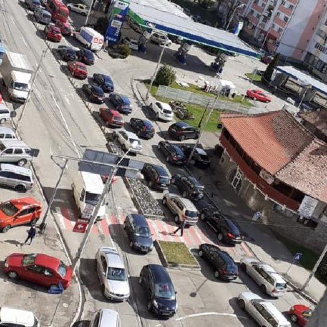 """Ioan Turc vrea ca traficul din oraș să fie pus la punct de o """"comisie de circulație"""""""