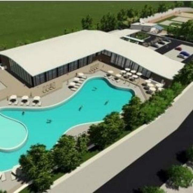 Năsăudul ar putea lua fața Bistriței cu un Aqualand de 6 milioane de euro. Cum arată proiectul: