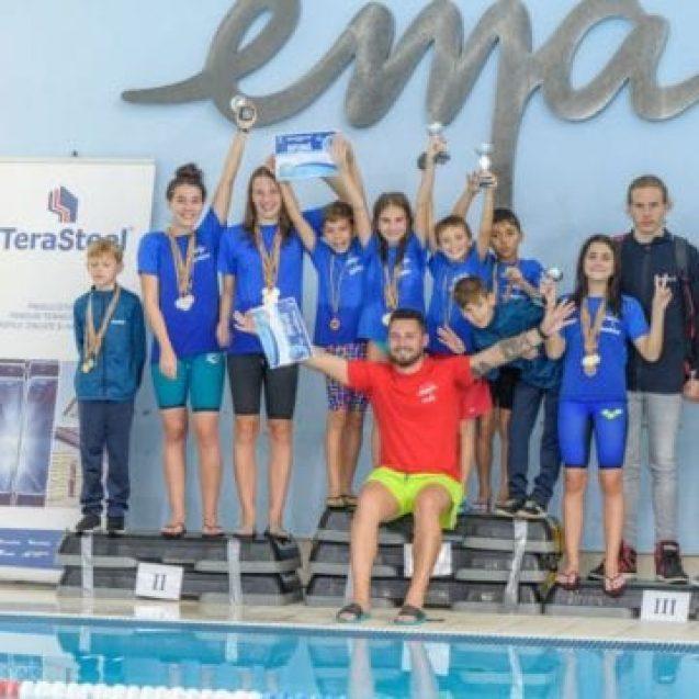 FOTO:  27 de medalii de aur, pentru sportivii Clubului Sportiv Casa EMA!