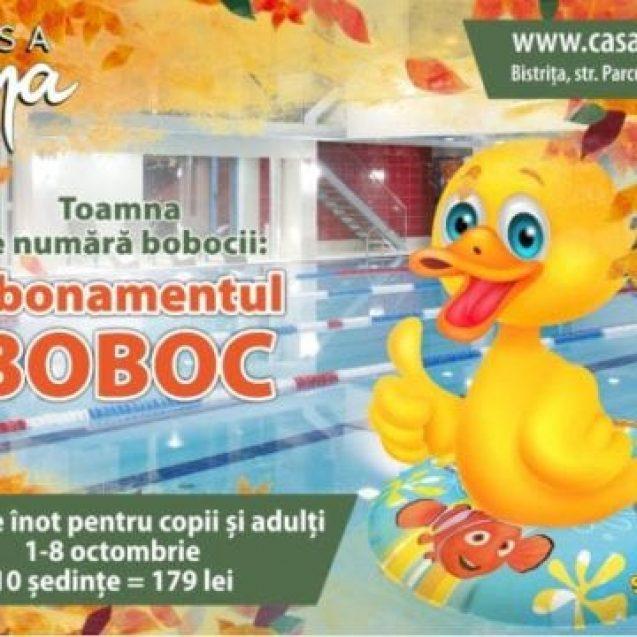 OFERTĂ specială pentru bobocii din Bistrița, la Casa Ema!