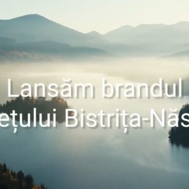 """BRANDUL județului se lansează joi, la Muzeul Județean! Pentru """"toți cei care POARTĂ în suflet Bistrița-Năsăud"""""""