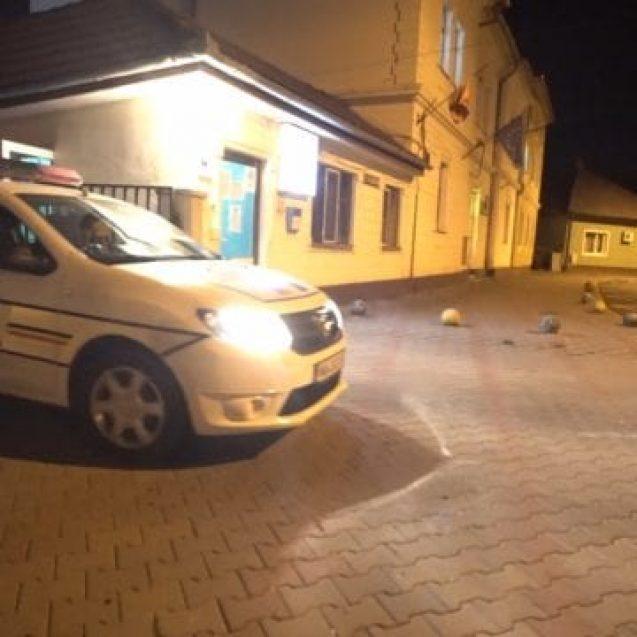 Bărbatul care a căzut de la etajul I al Secției Infecțioase de pe Alba Iulia a murit