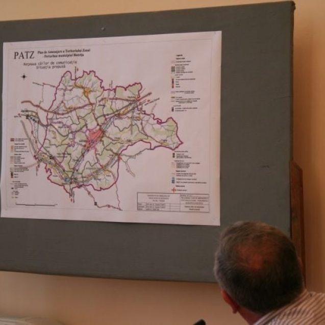 Șeful de la Drumuri Naționale dă undă verde centurii Bistriței, deși nici nu știe cum arată proiectul