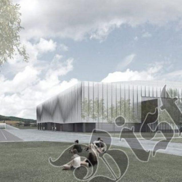 VIDEO: Start lucrări la Complexul Sportiv din Wonderland!