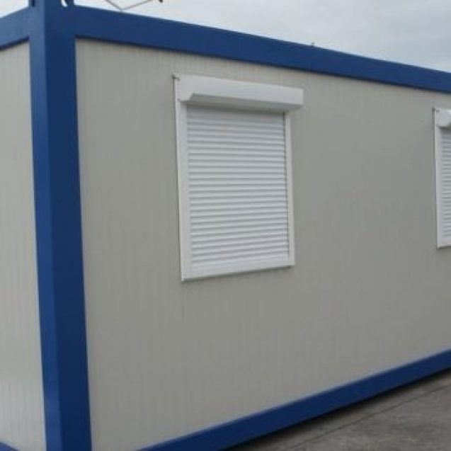 Containerele pentru nevoiași devin realitate. Primăria cumpără 8 astfel de locuințe de necesitate