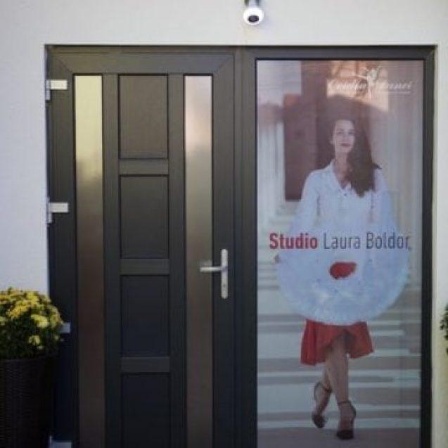 FOTO: Visele devin realitate! Școala de Balet Ovidiu Danci a deschis ieri, la Bistrița, Studioul Laura Boldor