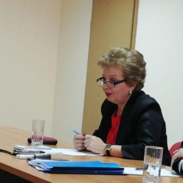 Doina Pană, susținută la alegerile europarlamentare