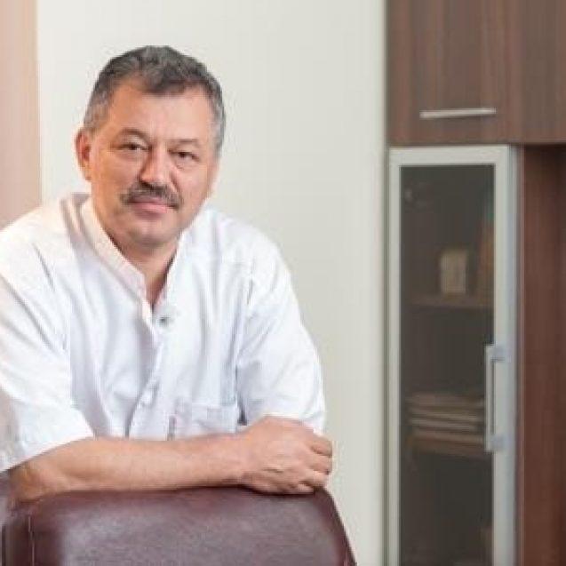 """Doctorul Mureșan, propus de PNL-iști pentru titlul de """"Cetățean de Onoare al Bistriței"""""""