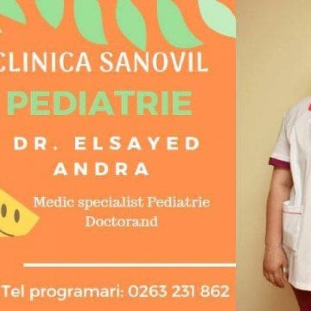 Sanovil își mărește echipa de medici cu un pediatru ce e UNIC în județ pe o specialitate: