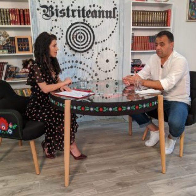 Valentin Grapini: Străzi noi și cimitir nou în Rodna