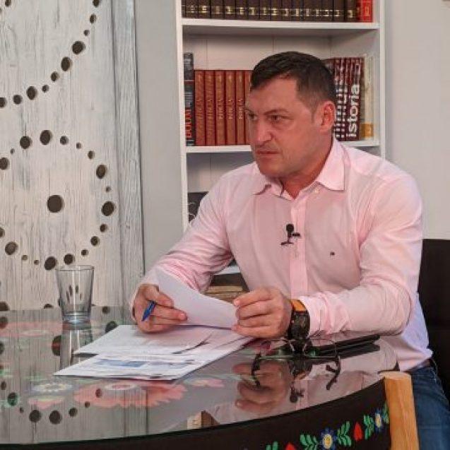 VIDEO – Aurel Horea: Mult a fost, puțin mai este! Lucrările la Poarta Transilvaniei, gata într-o lună
