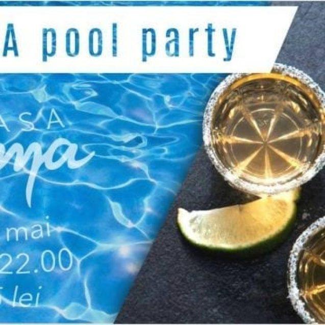 Se anunță o noapte lungă la Casa EMA: vineri, Havana Pool Party!