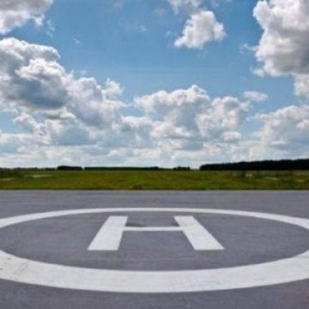 Heliportul de la Spitalul Județean așteaptă să fie construit. VEZI când ar putea fi gata