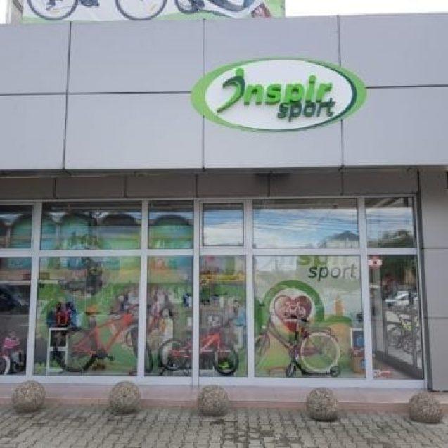 Copiii sărbătoresc ziua de 1 Iunie, cu bicicletele, la Inspir Sport!