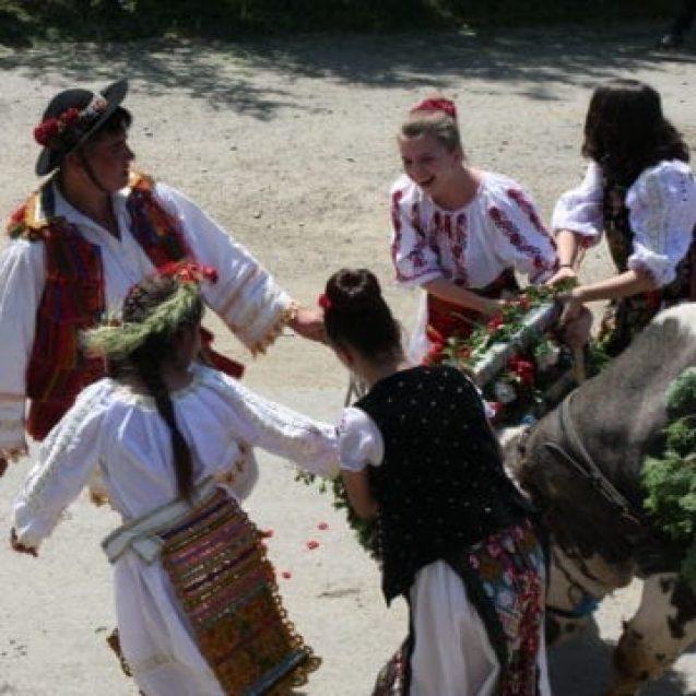 FOTO – Senzații tari, românești, la Figa. Taurul s-a dezlănțuit și anul acesta!
