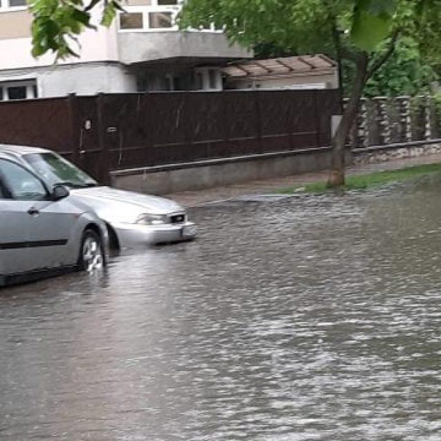 Ioan Șandru: Cine face sistemul de colectare a apelor pluviale în Bistrița câștigă Primăria