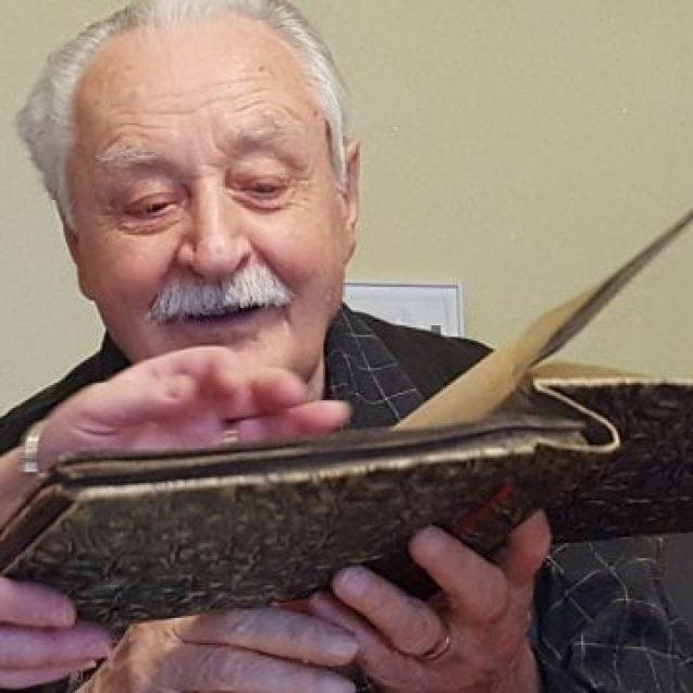 REPORTAJ: Generalul Birișiu, unul dintre ultimii veterani de război din Bistrița-Năsăud, o lecție de viață!