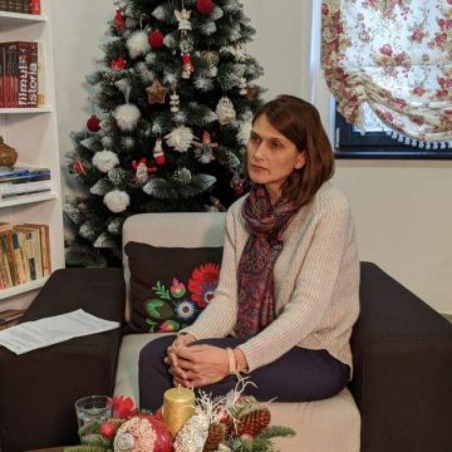Sfârșitul de 2019 a adus o donație impresionantă pentru educatoarea bolnavă din Bistrița