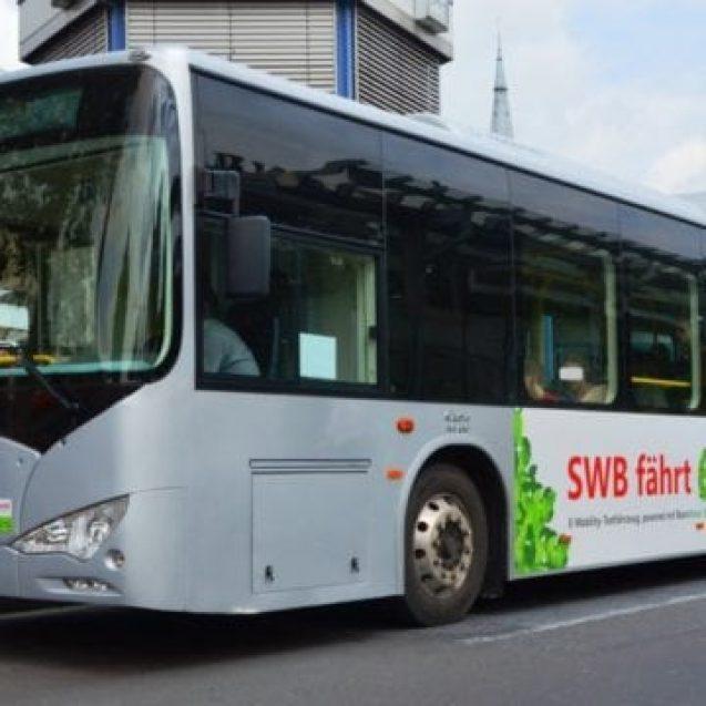 Autobuzele electrice ar putea fi folosite de bistrițeni, peste 3 ani
