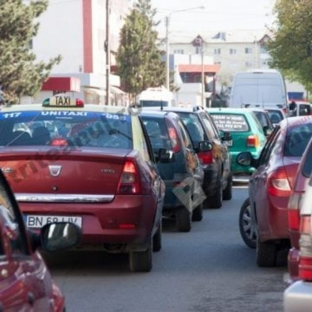 Primarul Ovidiu Crețu: Sunt prea multe mașini în Bistrița!