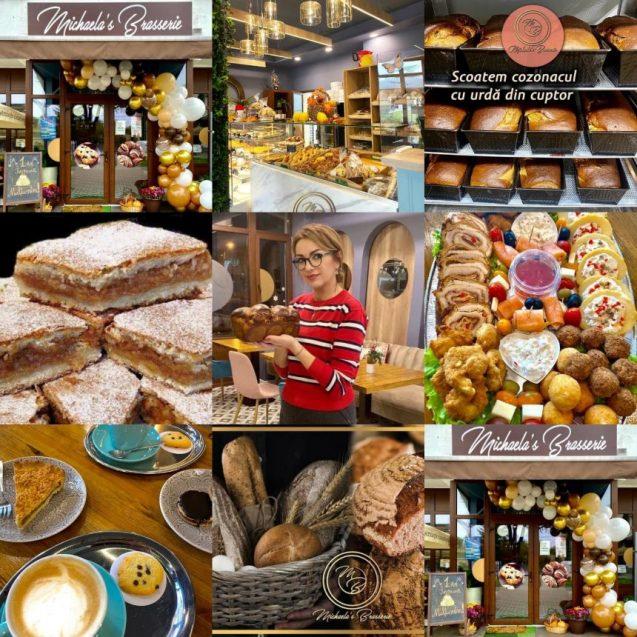 Un an cu pâine caldă și surprize dulci de la Michaela's Brasserie!