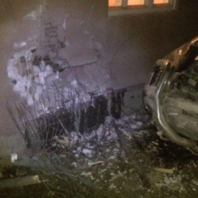 A fost găsit bărbatul care a intrat cu mașina de teren în casa unei familii din Mureșenii Bârgăului